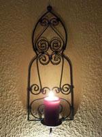 Orientalische Kerzenständer
