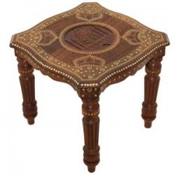 Orientalische tische for Indische beistelltische
