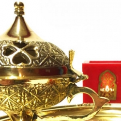 Oriental Incense burner