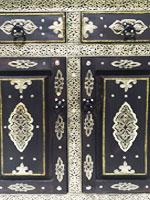 Marokkanische Holzmöbel