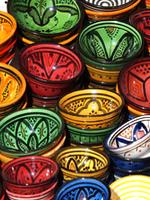 Orientalische Keramik