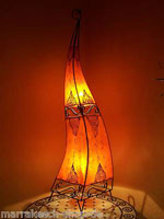 Moroccan Henna Lamps