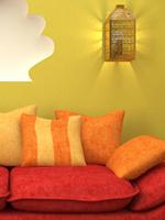 Orientalische Sofas