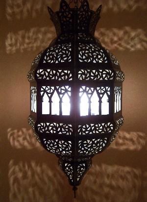 marokkanische deckenlampe amira klein aus messing deckenlampen h ngeleuchten. Black Bedroom Furniture Sets. Home Design Ideas